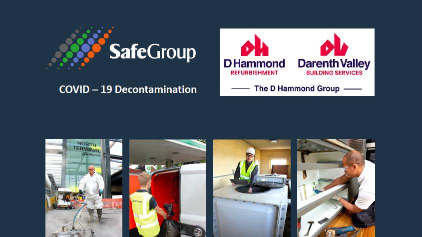 SafeGroup Decontamintation Presentation