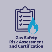 Gas Safety Risk Assessment and Certification icon